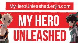 My Hero Academia Unleashed (My Hero Academia Server) Minecraft Server