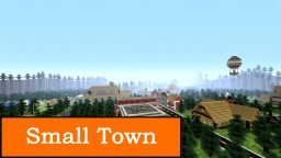 Small Town Map Minecraft Map & Project