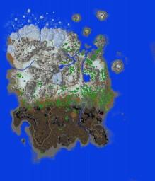 Solstheim 1:1 (skyrim) Minecraft Project