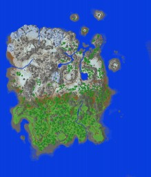 Solstheim (non ash version for TamrielCraft) Minecraft Project