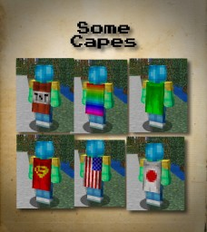 Cape Mania! Minecraft Blog
