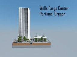 Wells Fargo Center | PortlandMC Minecraft Map & Project