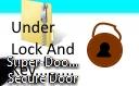 The Super-Dooper Secure Door Minecraft Project