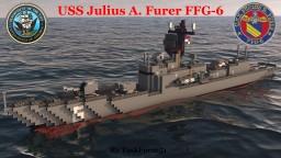 USS Julius A. Furer (FFG-6) Minecraft Project