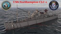 USS Northampton (CLC-1) Minecraft Project