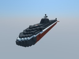 Yasen-class Nuclear Attack Submarine Minecraft Map & Project