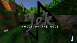 Yok - Voice of the Gods Minecraft Map & Project