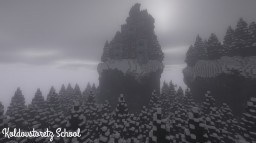 Koldovstoretz School [Harry Potter] Minecraft Project