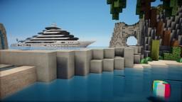 Concours bateaux moderne sur Holycraft Minecraft Map & Project