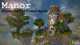 19century Manor | Minecraft Timlapse Speed Build | + Free Downloads Minecraft Project