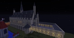 My Great Hall of Hogwarts (new) Minecraft Project