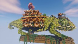 Asian: Tokage Minecraft Map & Project