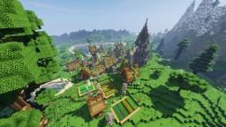Village minecraft Minecraft Project