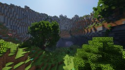 Map Nature Custom Minecraft Project