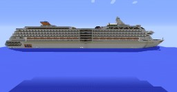 Jasmine Mariner Cruise Ship Minecraft Map & Project