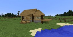 Small Survival House 2 Minecraft Map & Project