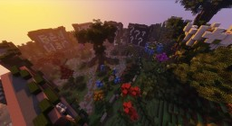 Mini-Games Lobby Minecraft Project