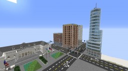 Eastin City WIP Minecraft Project