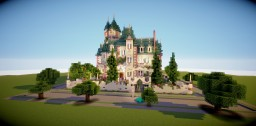 Chateau de Tremaine - Ariibear Minecraft