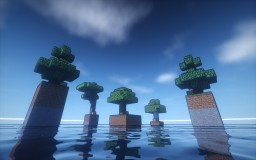 WaterBlock : MadBadCat Edition Minecraft Map & Project