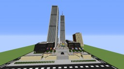 World Trade Center 1999 Minecraft Map & Project