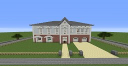 Yeah, I would live in that. (Behind the Picket Fence Contest) Minecraft Project