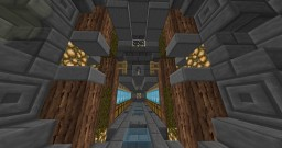 Detailed Factions Vault Minecraft Project