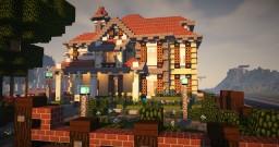 Victorian House 2 Minecraft
