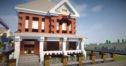 Victorian House 1 Minecraft