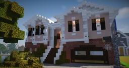 Split Level House 1 Minecraft Project