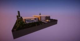 Moderne House minimaliste Minecraft Project