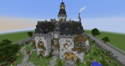 Veilwood Mansion Minecraft Map & Project