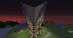 Nordic/Viking White House Minecraft Project