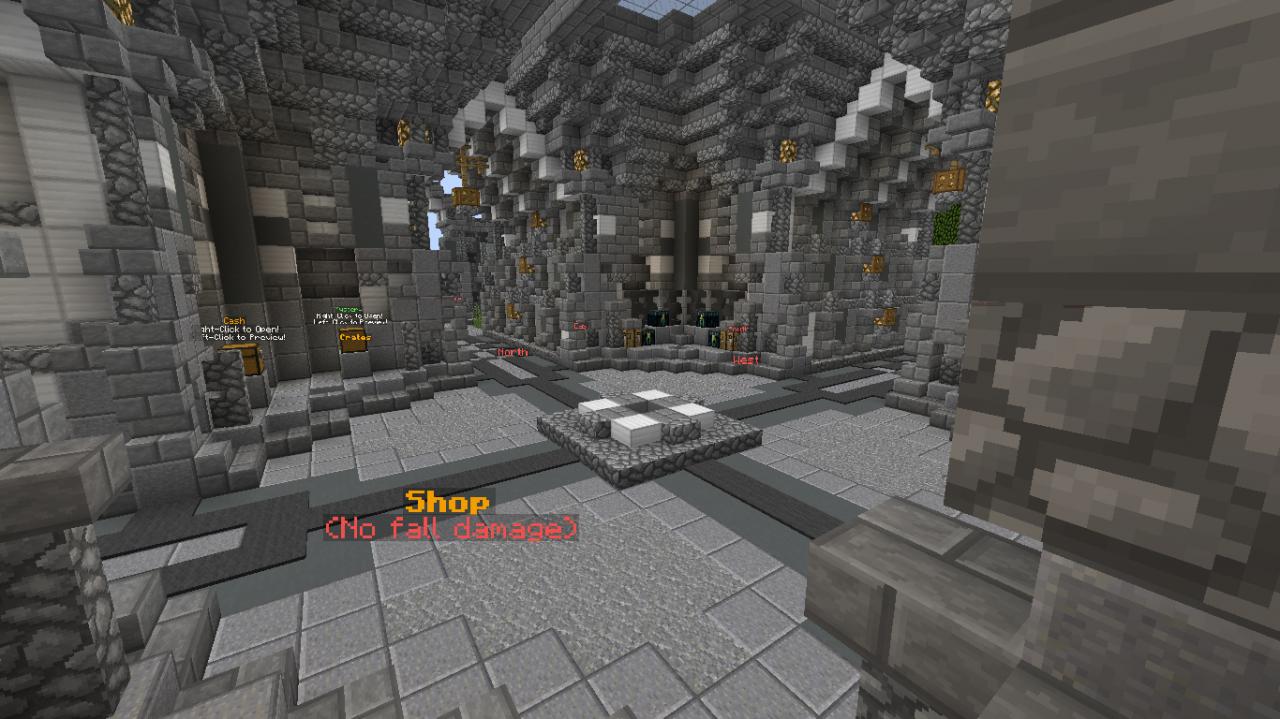 Ozz Factions: NEED STAFF Minecraft Server
