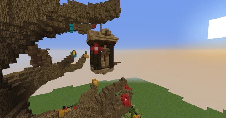Tree Bird House