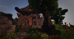 Nipon: An Asian village #WeAreDefaultConquest Minecraft Project