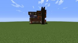 Cool Modern House Minecraft Project
