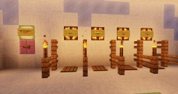 Lobby For Multiplayer Maps Minecraft Project