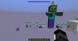 Mobs Presentation Minecraft Map & Project