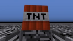 TNT Run Single and multiplayer Minecraft Project