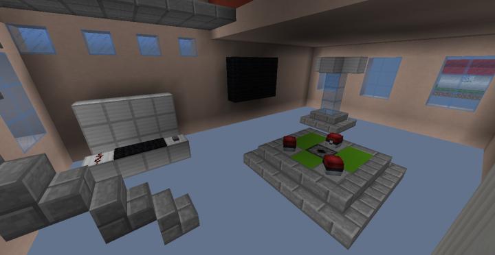 Inside Oaks Lab