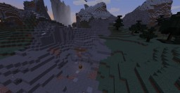 Journey to the Center of the Earth Minecraft Map & Project
