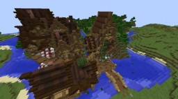 MINECRAFT | Building medieval city! Minecraft Project