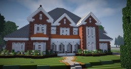 Brick Mansion 8 Minecraft