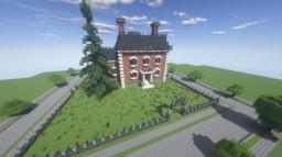 miincemeat - Le Domaine d'Esprit Minecraft Map & Project