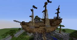 A Pirate's Life for You? [Behind the Picket Fence] Minecraft Project