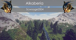 Alkaberia - 4.5K - #WeAreConquest Minecraft Map & Project