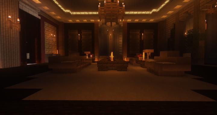 Le Palais Du Ciel - Grand Salon