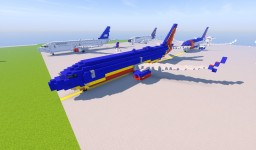 Boeing 737-700   Liveries Minecraft Project