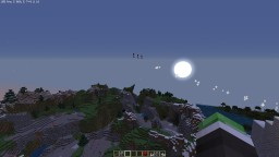 Command: Fireworks pocket edition in java version Minecraft Project